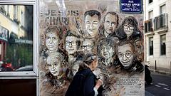 Újabb terrortámadás történhetett a Charlie Hebdo szerkesztőségének közelében