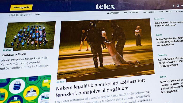 Elindult a Telex.hu - Napi.hu