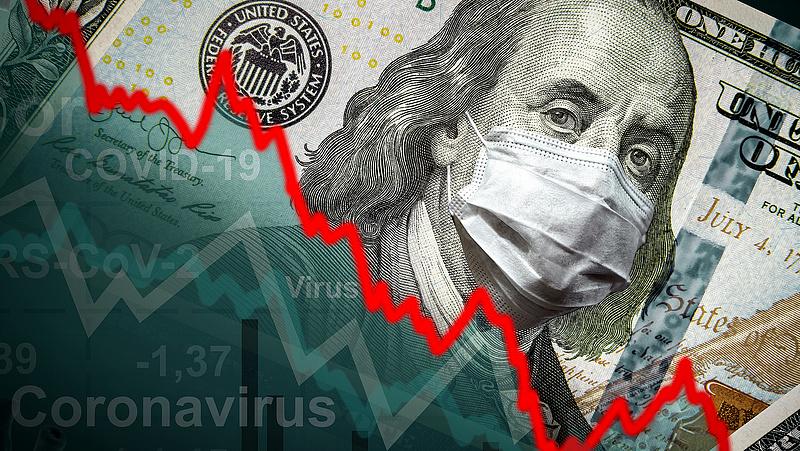 Halálkeresztet rajzolt a delta az euróra