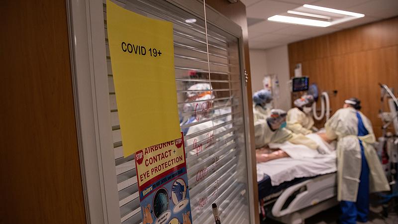 Koronavírus: újra berobbant a járvány Németországban, kevés az oltóanyag