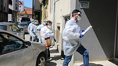Koronavírus: a Nyugat-Balkánon meghaladta a negyedmilliót a fertőzöttek száma