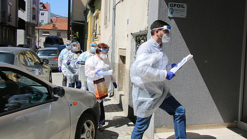 Koronavírus: Montenegróban szigorítanak