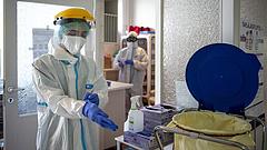 Mindent megadnának a magyarok a fertőzött orvosoknak