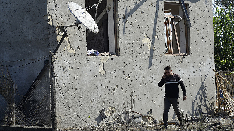 Hegyi-Karabah: szombaton kezdi meg működését a török-orosz megfigyelőközpont