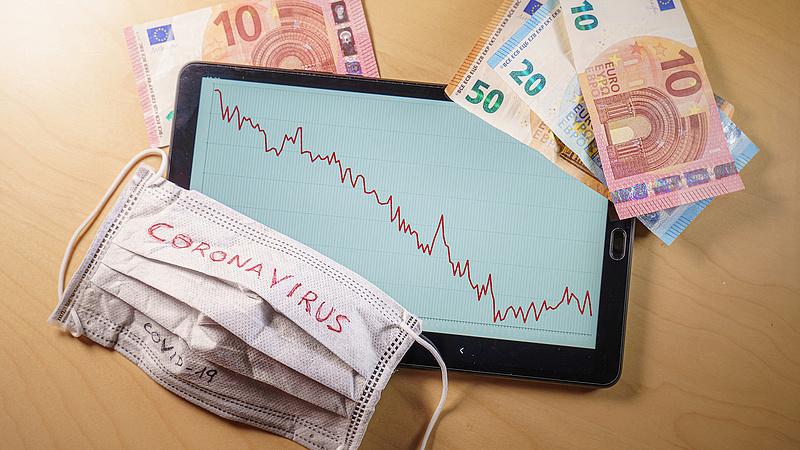 Duplázhat a recesszió - rossz hírt kapott Európa