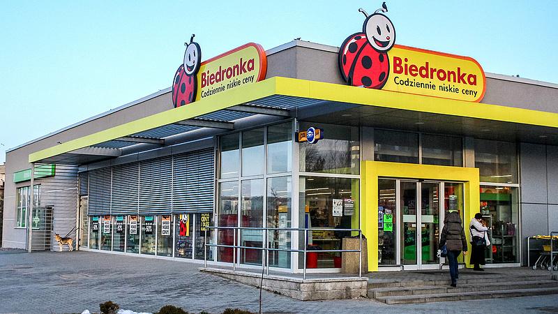 Sok magyar nagyon irigyelheti a lengyel boltlánc akcióját