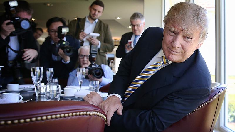 Szorulhat a hurok Donald Trump körül - nem talál ügyvédet, aki védené