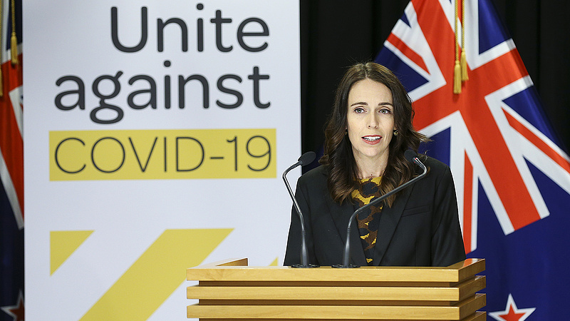 A válság és a járvány is kevés volt az új-zélandi jobboldalnak