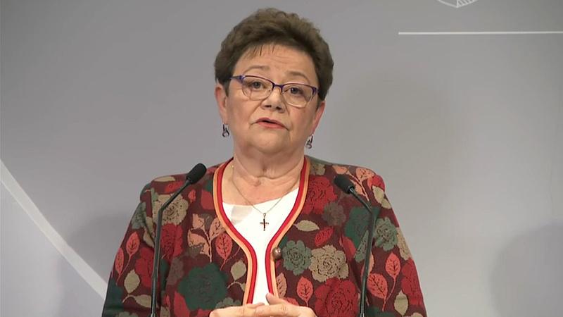 Müller Cecília az orosz vakcina vizsgálatáról beszélt