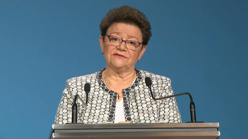 Müller Cecília: nehéz hetek várnak ránk, további járványügyi intézkedésekre is szükség lehet