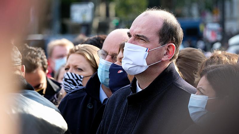 Egyre jobban szigorít a járvány miatt a francia kormány