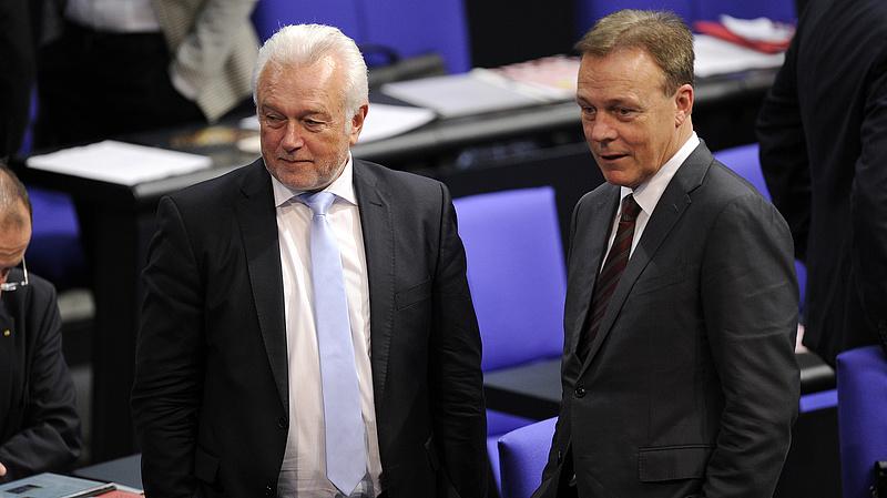 Váratlanul elhunyt a Bundestag alelnöke