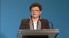 Müller Cecília: hamarosan tetőzhet a járvány