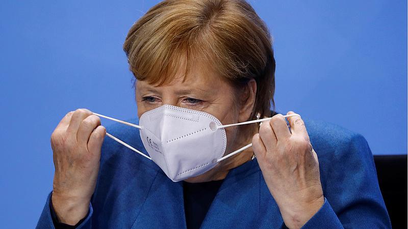 Koronavírus: vasszigor a németeknél