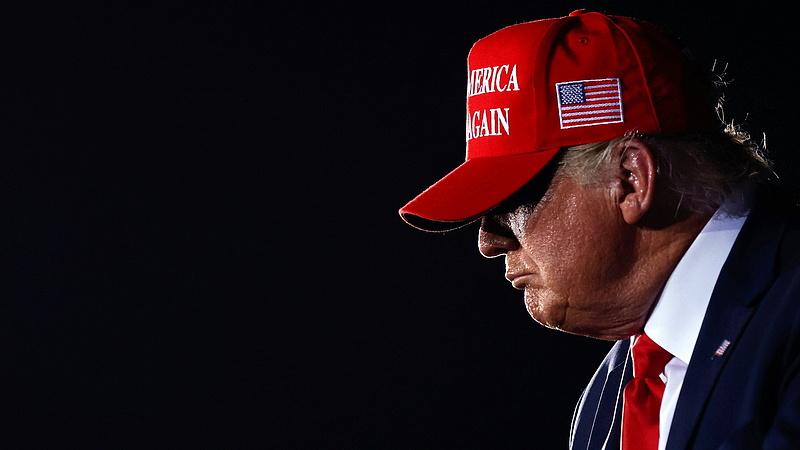 Donald Trump hirtelen meggondolta magát
