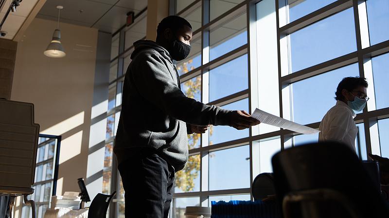 Michiganben rengeteg új választó regisztrált