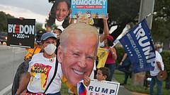 Elnökválasztás: Biden fordított Wisconsinban, Trump feltámadt Nevadában