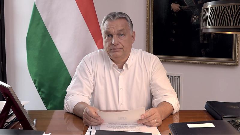 Orbán Viktor megszólalt a költségvetési vétóval kapcsolatban