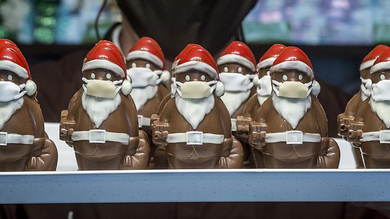 Megtizedelte a csokifigurákat a járvány