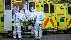 Koronavírus: szomorú rekordot produkált a csehországi járvány