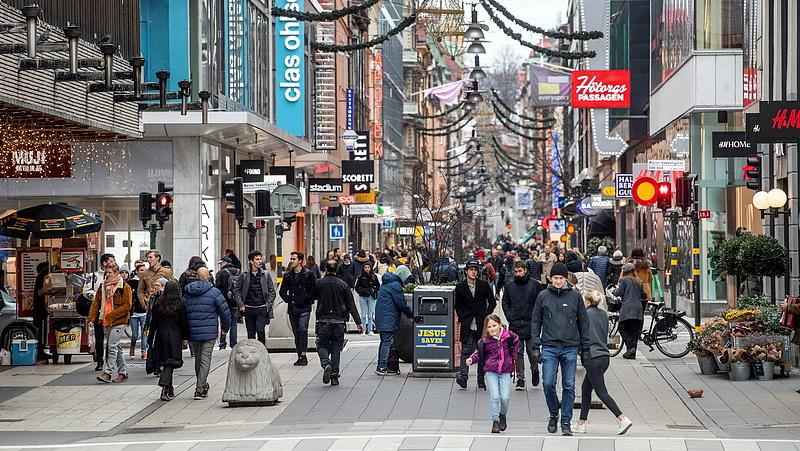 Bajban van a híres svéd járványkezelés, de nem adják fel
