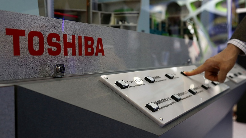 Leszámoltak a részvényesek a Toshiba vezetőjével