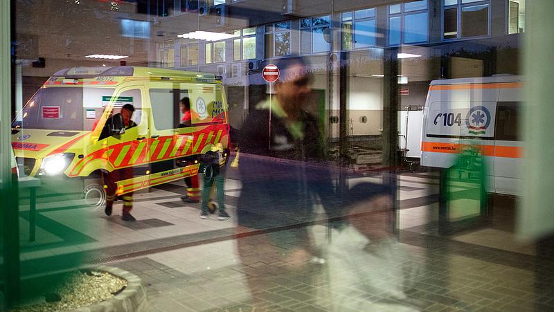 Koronavírus: újra rekord közeli halálozás volt Magyarországon