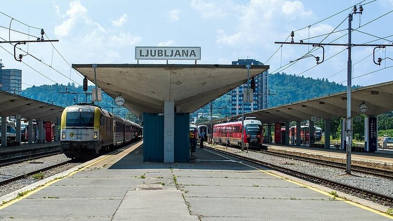 Leállították a közösségi közlekedést is Szlovéniában