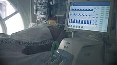 Már látszik, kik kerülnek nagyobb eséllyel lélegeztetőgépre