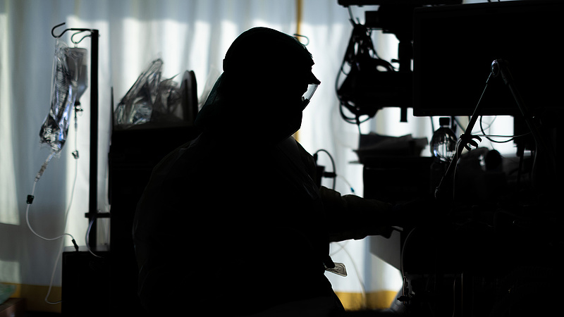 Kórházi főigazgatóság: a lélegeztetőgépen lévők több mint 80 százalékát nem sikerül megmenteni
