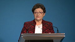 Müller Cecília elmondta, miért volt ilyen magas ma az elhunytak száma