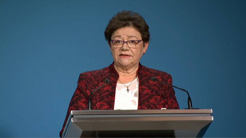 Müller Cecília: újra igénybe vehetők az egynapos ellátások