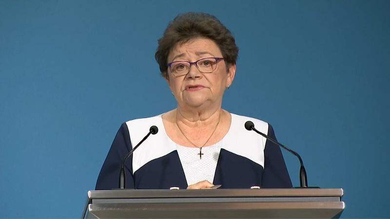 Müller Cecília: nem remélte senki, hogy Magyarországot elkerülik a vírusvariánsok