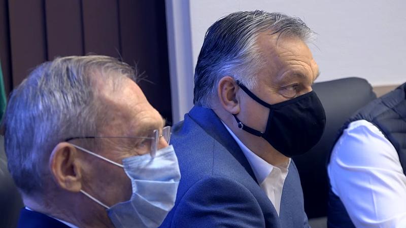 Orbán: kezdődik a tömeges célzott tesztelés