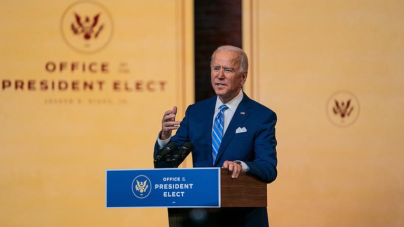 Nagy dolgokra készül Joe Biden