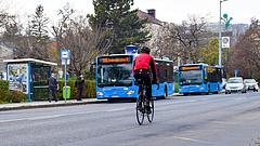 Új buszok közlekednek vasárnaptól Budapesten
