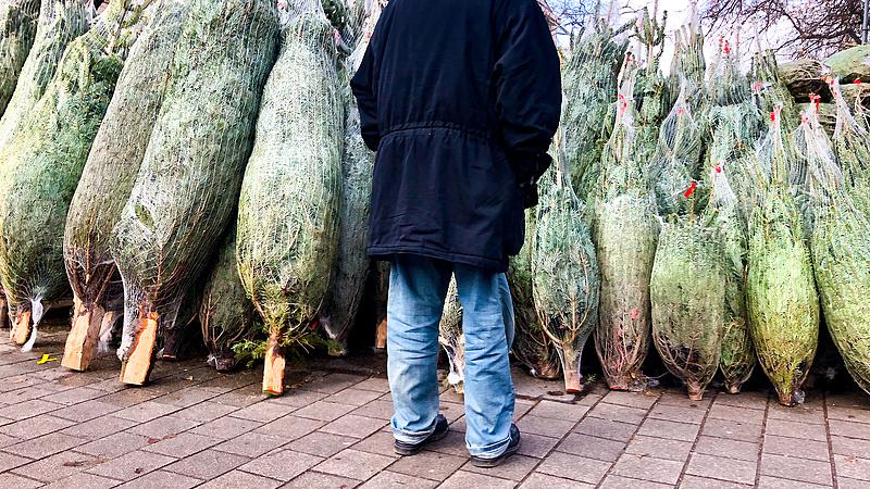 Karácsonyra elment a németek kedve a vásárlástól