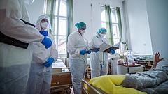 Megint 180 felett a koronavírus napi áldozatainak száma