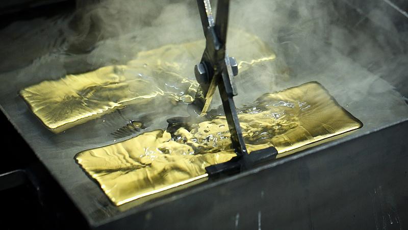 Még több aranyat halmoz fel az MNB