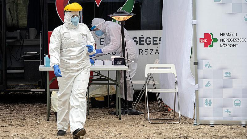 Koronavírus: 4428 fertőzött, 187 halott Magyarországon