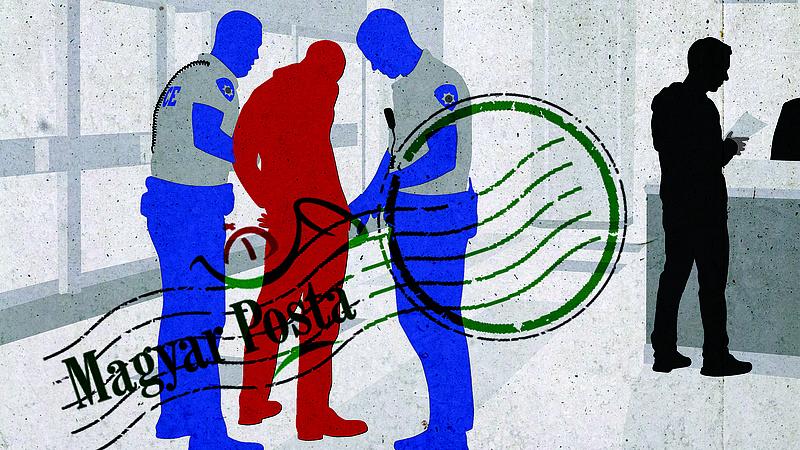 Rabosították egy dudálás és a Magyar Posta miatt, de kártérítés nincs