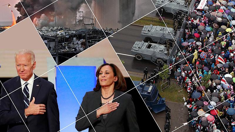 Fellázadt a nép Európa utolsó diktátora ellen, Ciprusig elért a bejrúti robbanás ereje - eseménydús volt 2020 augusztusa