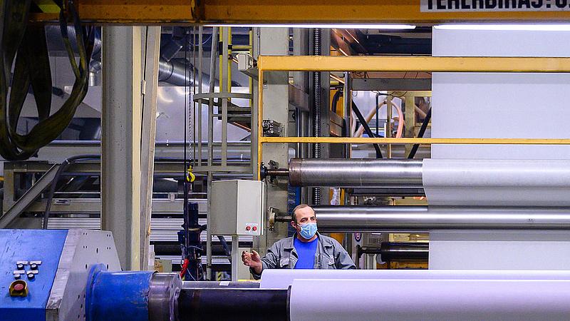 Új gyártósort épít Tatabányán a Graboplast