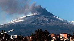 Még jobban beindulhat az Etna - lávafolyás és földrengés Szicíliában
