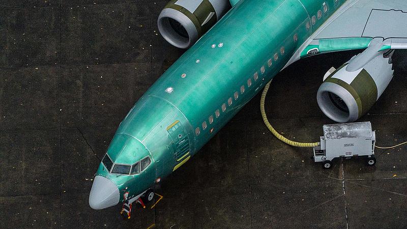 A Boeing elátkozott típusának újabb gépe hajtott végre kényszerleszállást