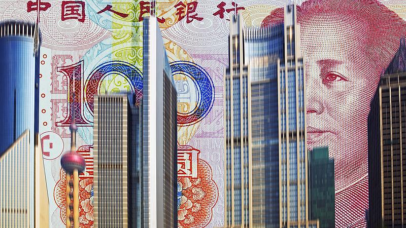 Megugrott a kínai ipari vállalatok nyeresége