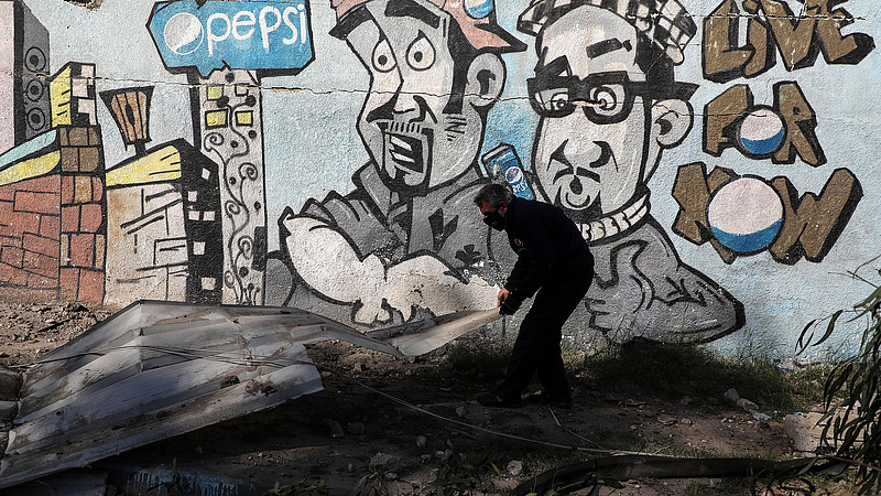 Izrael rakétatámadásokat hajtott végre a Hamász ellen