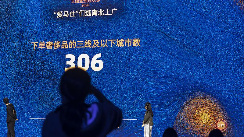 Újabb ütést vitt be Peking az óriáscégnek