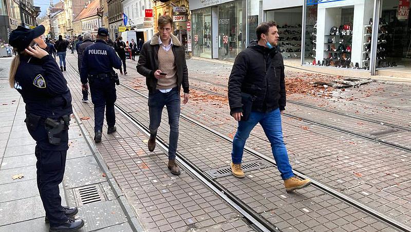 Katasztrófa sújtotta területté minősítettek több horvát megyét