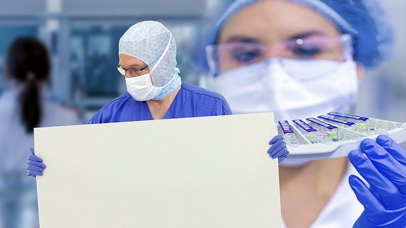 Koronavírus: mi történt a PCR-teszteket végző cégnél?